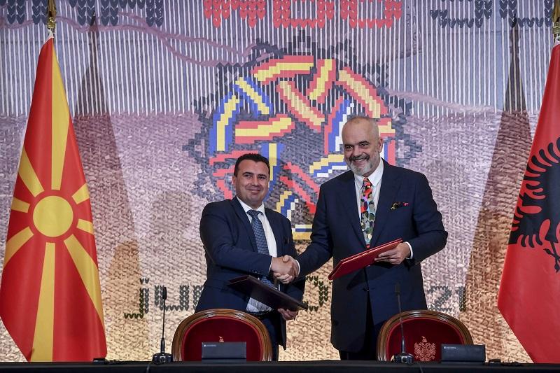 Македонија и Албанија со порака дека ЕУ треба да си го реши проблемот околу проширувањето