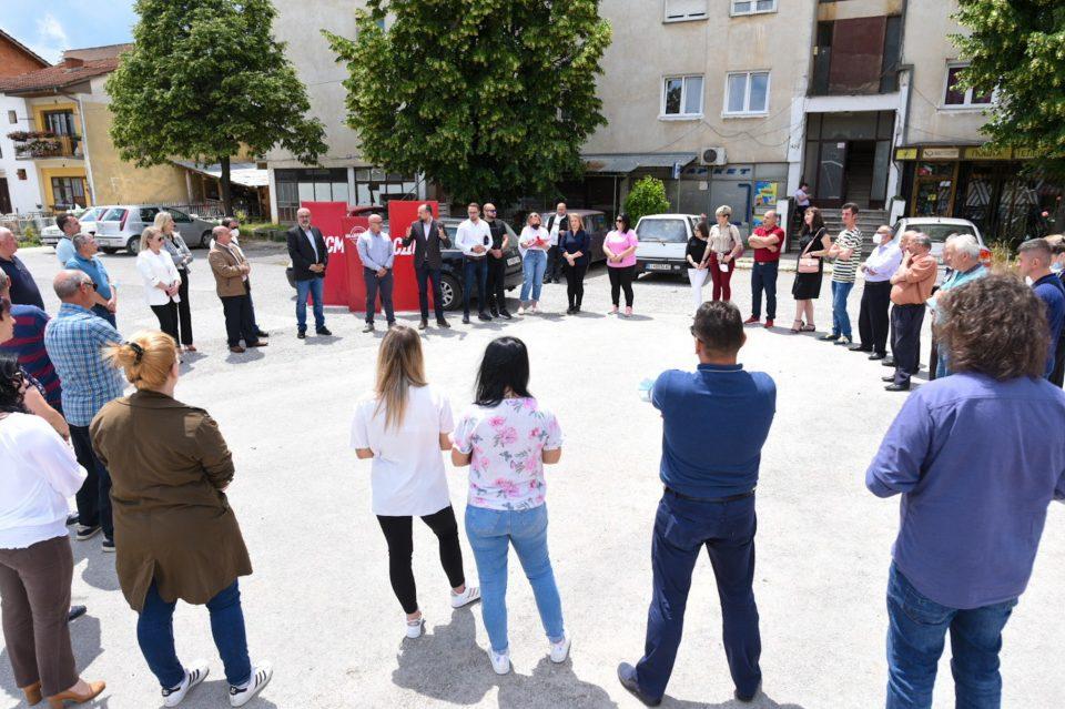 Битиќи од Кичево: СДСМ е најдоброто за секоја општина