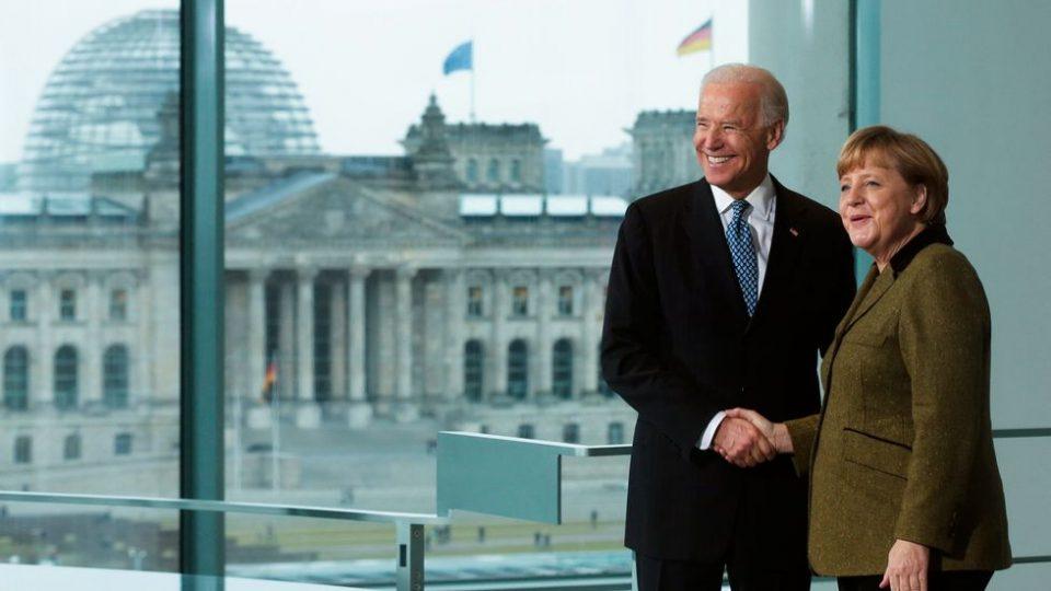 """Разговорите со САД за """"Северен тек 2"""" одат во добар правец, тврди Меркел"""