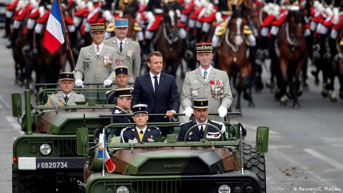 Франција прекинува секакви заедничките воени операции со малиските сили