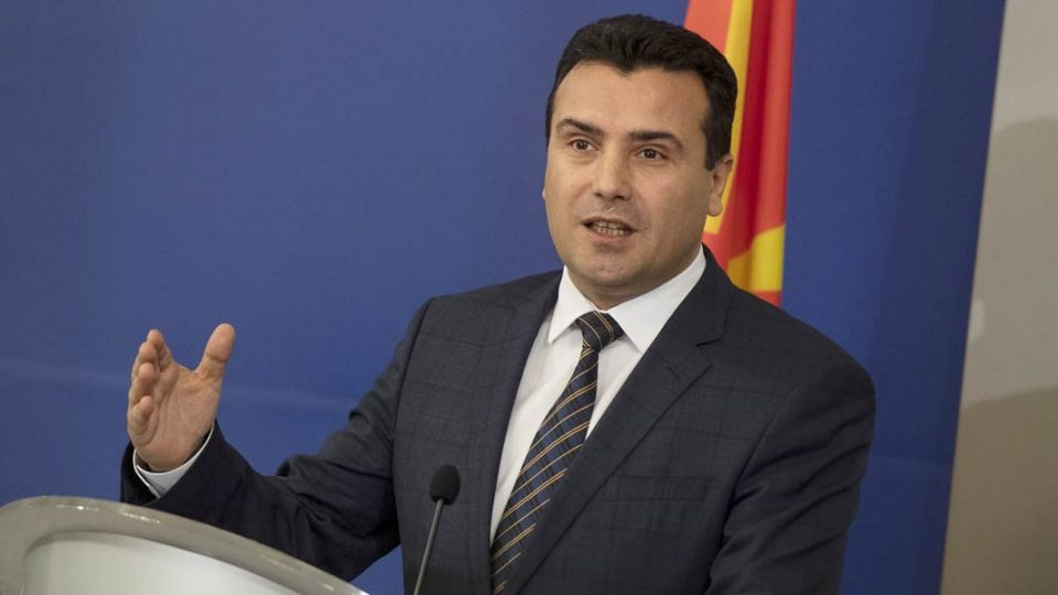 Заев: Како членка на НАТО нема да дозволиме Кина да гради 5G мрежа во С. Македонија