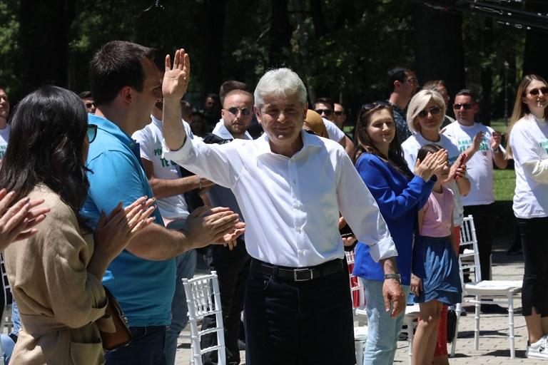Николоски: ДУИ се враќа на корените, во 2001та година тие стартуваат како зелена партија од планините на Македонија