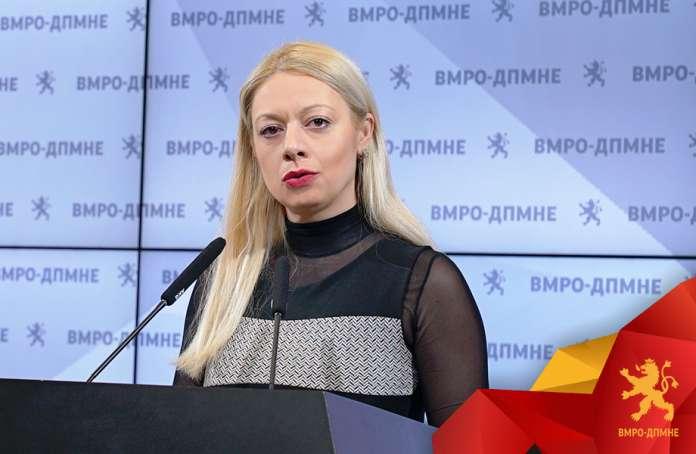 Андоновска: Не се пријавувајте повеќе пати на vakcinacija.mk, системот ви го регистрира само последниот пат!