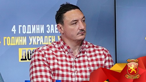 Ристовски: За време на СДСМ во спортот се продуцираа само коруптивни скандали