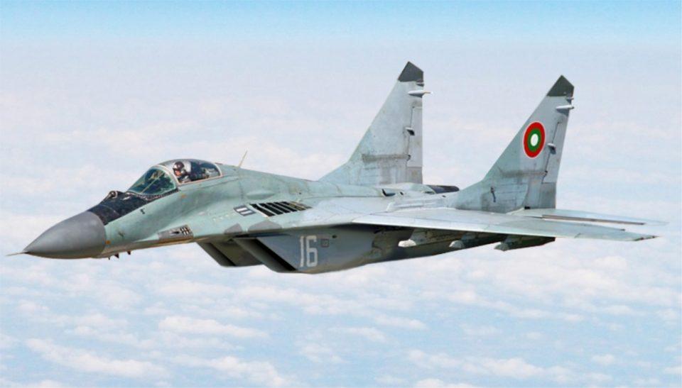 Бугарскиот МиГ-29 не бил соборен