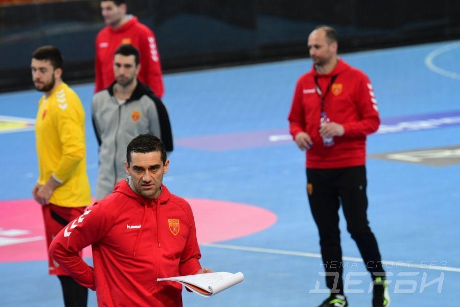 Лазаров ќе ја тестира Б-репрезентацијата во Србија