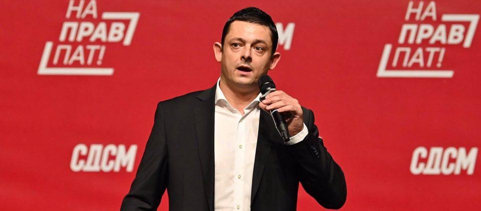 Мојсовски се пожали: ФФМ и Сејдини забрануваат претседателот и премиерот да им посакаат среќа на фудбалерите