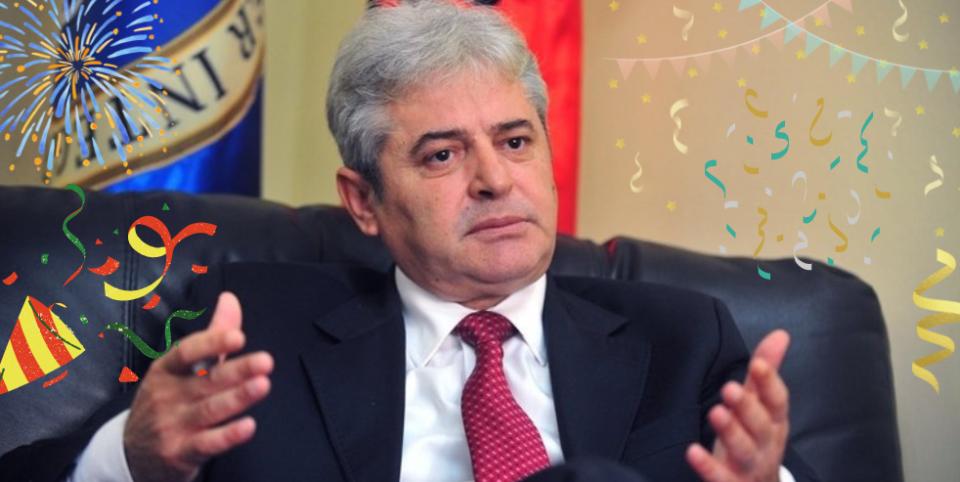"""Ахмети прозборе македонски: Го откри """"големото изненадување"""""""