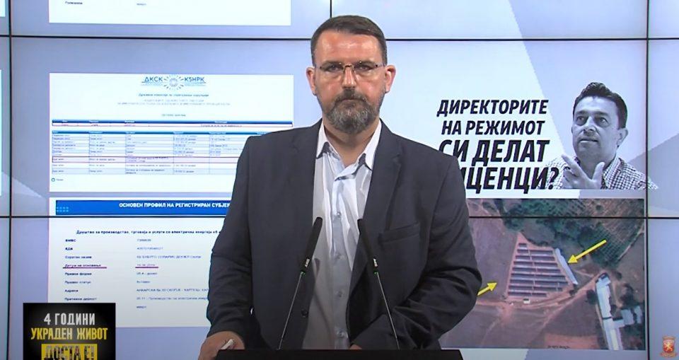 (ВИДЕО) Стоилковски: Со што Тунџев го задолжил режимот, за неговата семејна фирма да добие долгорочна лиценца?