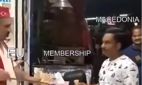 (ВИДЕО) Пародија за македонското членство во ЕУ