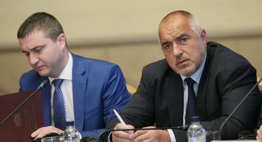 Поранешниот министер за финансии од владата на Борисов под истрага за даночна измама