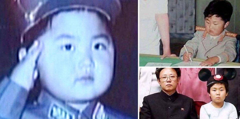 Детството на Ким Џонг Ун: Првиот автомобил го добил на 7 години, а првиот пиштол на 11