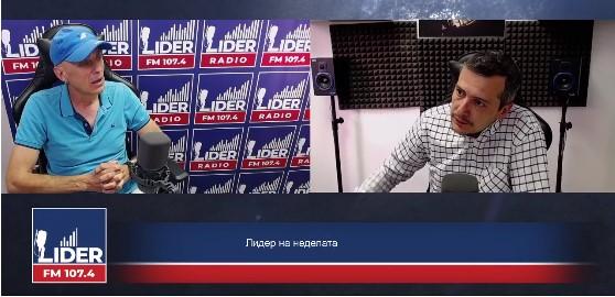 """(ВО ЖИВО) Алпинистот Здравко Дејановиќ гостин во """"Лидер на неделата"""""""