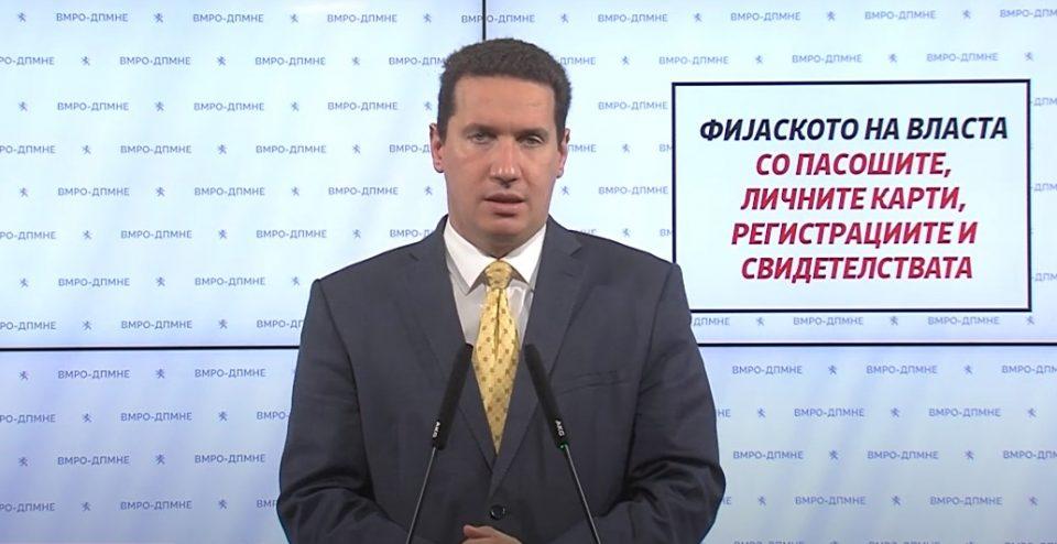Ѓорчев: Имаме фијаско и дебакл на власта – не ги испорачуваат основните потреби на граѓаните