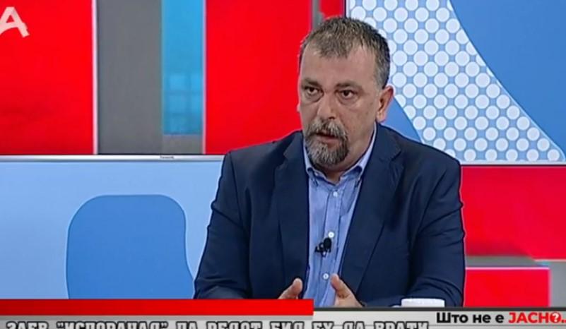 Шамбевски: Оваа влада спектакуларно потфрли и видовме дека не знаат да решат ништо