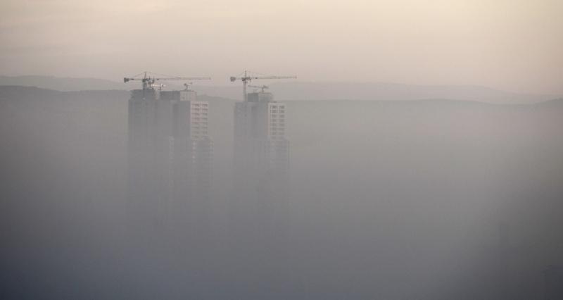 Светска банка: Над 1000 луѓе годишно умираат како резултат на загадувањето на воздухот во Македонија