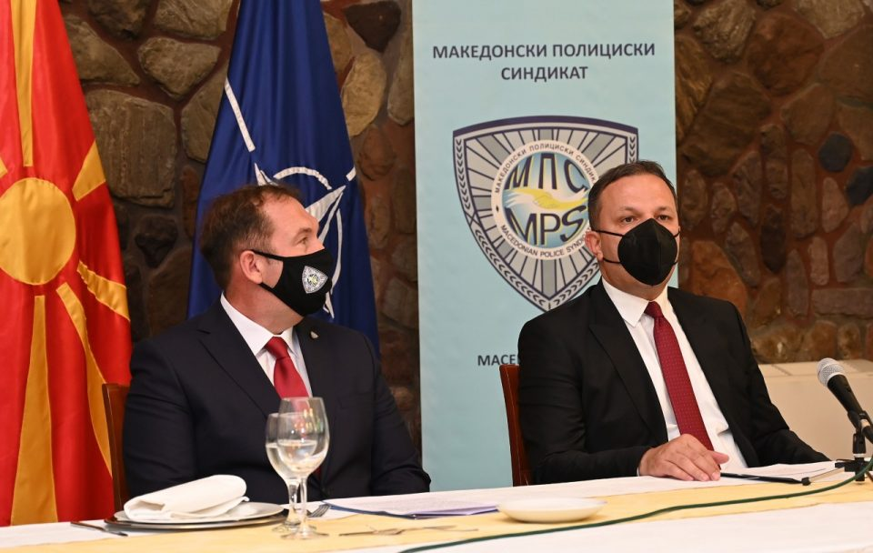 Потпишан нов Колективен договор на МВР