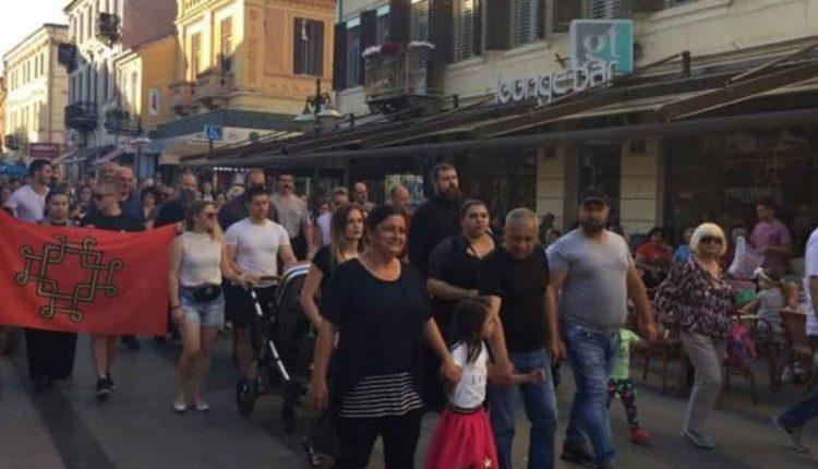 Контра-парада на гордоста се одржа во Битола
