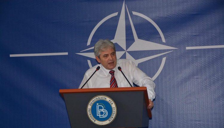 Ахмети со зелената агенда се угледал на НАТО и Г7 – Не се мери со домашните партии