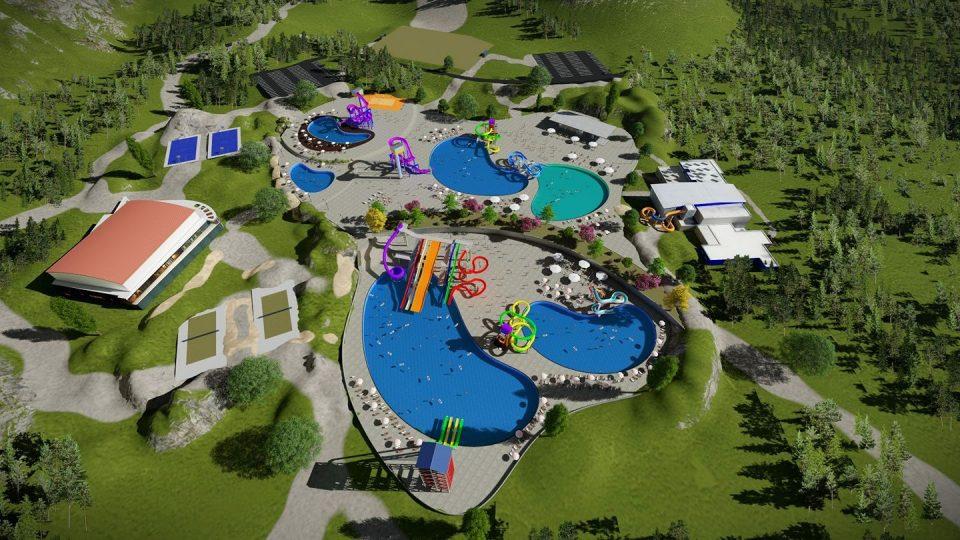 """За Аква паркот СДС говореше дека е """"криминална инвестиција"""", а денес гордо се промовираат на грбот на туѓиот успех"""