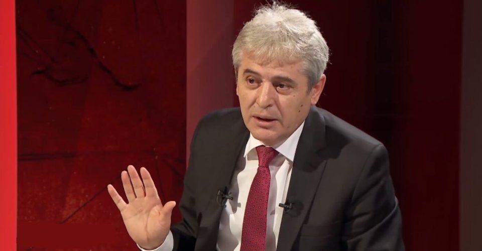 Ахмети: Ќе ја направам Македонија како Швајцарија