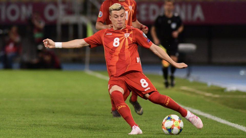 """Читателите на """"Би-Би-Си"""" го ставија Алиоски во идеалниот тим од групната фаза на Еуро 2020"""