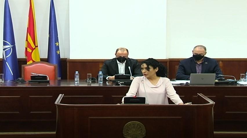(ВИДЕО) Лашкоска: Сите меѓународни институции да се склучат во Законот за урбанистичко планирање