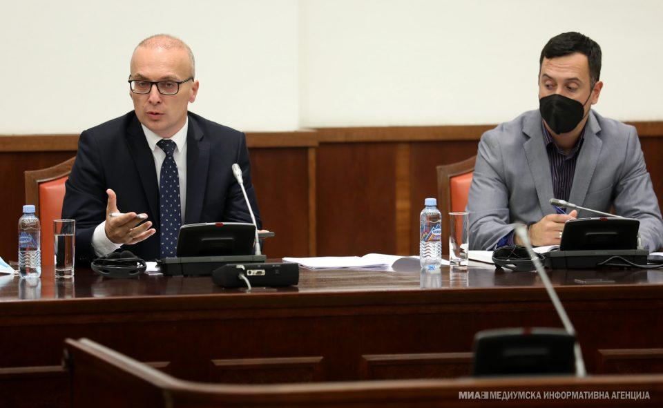 ВМРО ДПМНЕ предложи заклучоци за односите со Бугарија, власта си заминаод Собрание