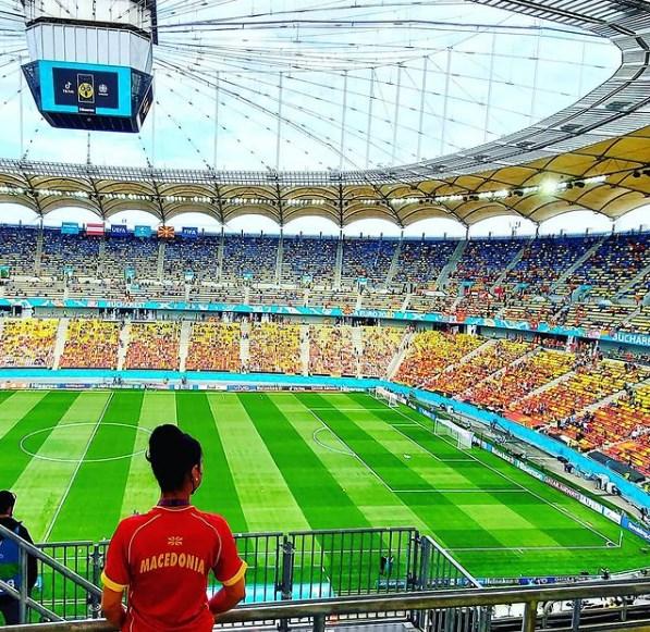 Близу 4.000 Македонци ќе ги бодрат фудбалерите во Букурешт