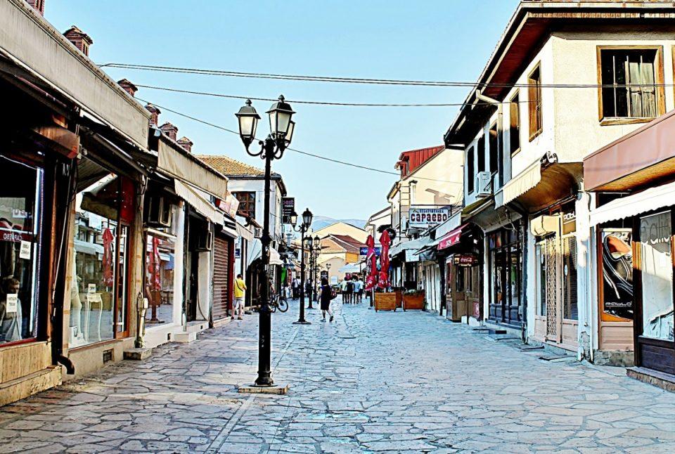 Престрелка во скопска Чаршија