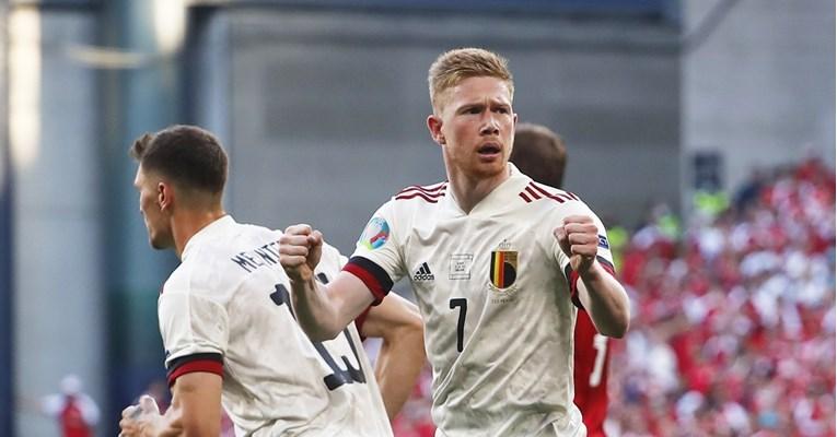 Белгија ја победи Данска и обезбеди осминафинале