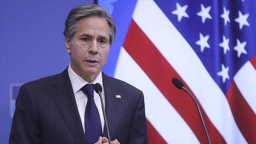 Блинкен: Со додавање на Преспанскиот договор на листата, САД го модернизираат режимот на санкции