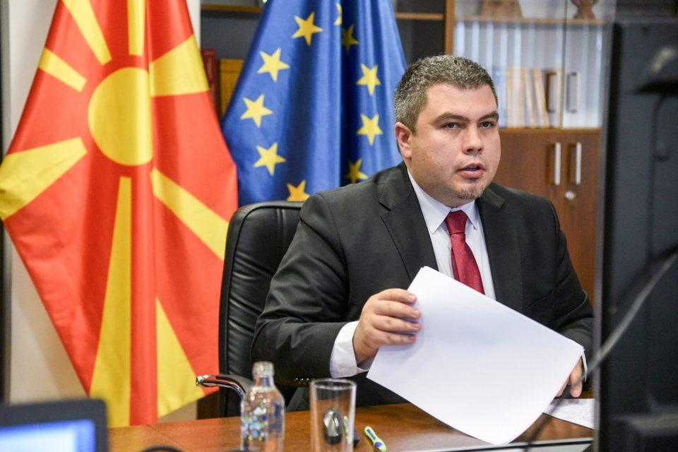 Маричиќ: Во пакет ќе ги решаваме прашањата за зголемувањето на платите на судиите и судските службеници