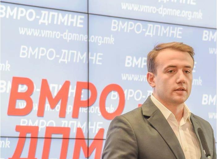 Стојаноски: Пратеничката група на ВМРО-ДПМНЕ поднесе предлог закон за изменување и дополнување на Законот за служба во Армијата на Македонија
