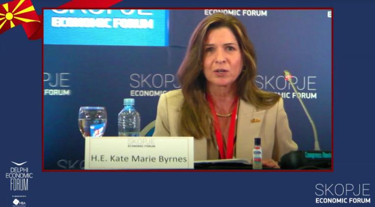 Брнз разочарана што ЕУ не ја усвои преговарачката рамка за Македонија: САД го гледаат Балканот во евроатлантската рамка