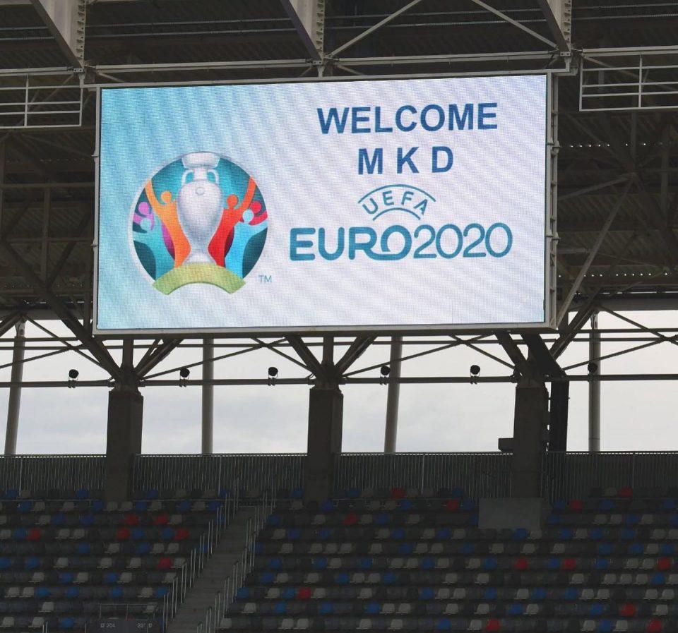 Македонските фудбалери го одржаа првиот тренинг во Букурешт