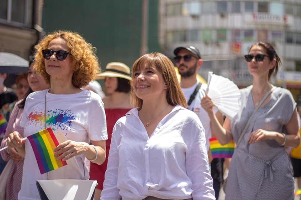 (ФОТО) Пендаровски, Шекеринска, Царовска и Шахпаска дел од Парадата на гордоста