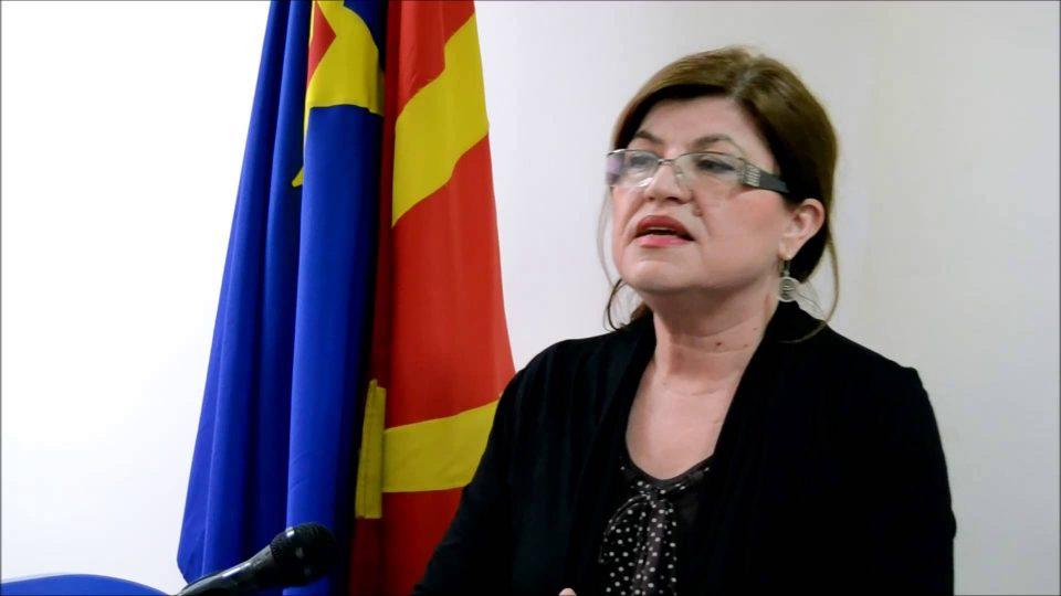 Цветанка Иванова од СДСМ се подготвува за уставен судија?!