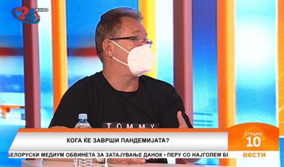 Оптимист сум дека може годинава да се оди на одмор , вели д-р Беќаровски
