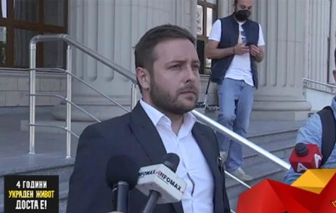 Арсовски: Сандев веднаш да биде заменет со друг судија-поротник инаку следува кривична одговорност