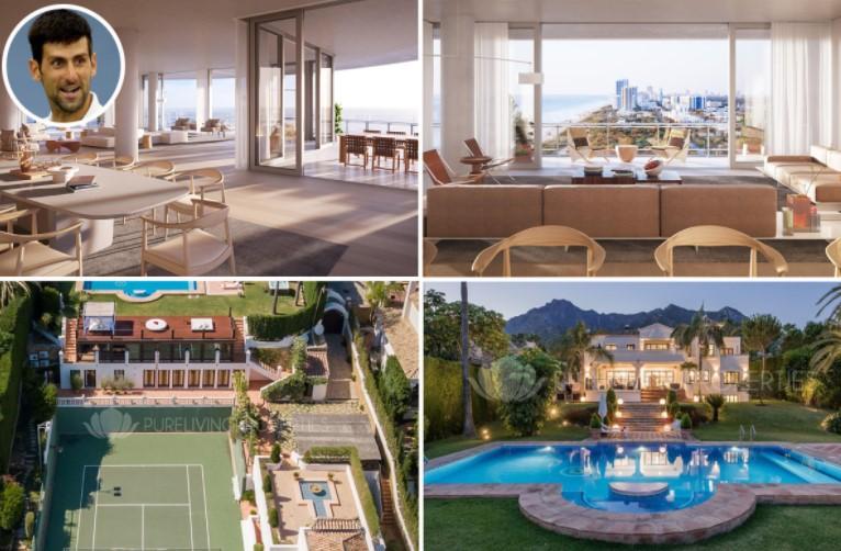 Ѓоковиќ го продаде станот во Мајами вреден 6 милиони долари