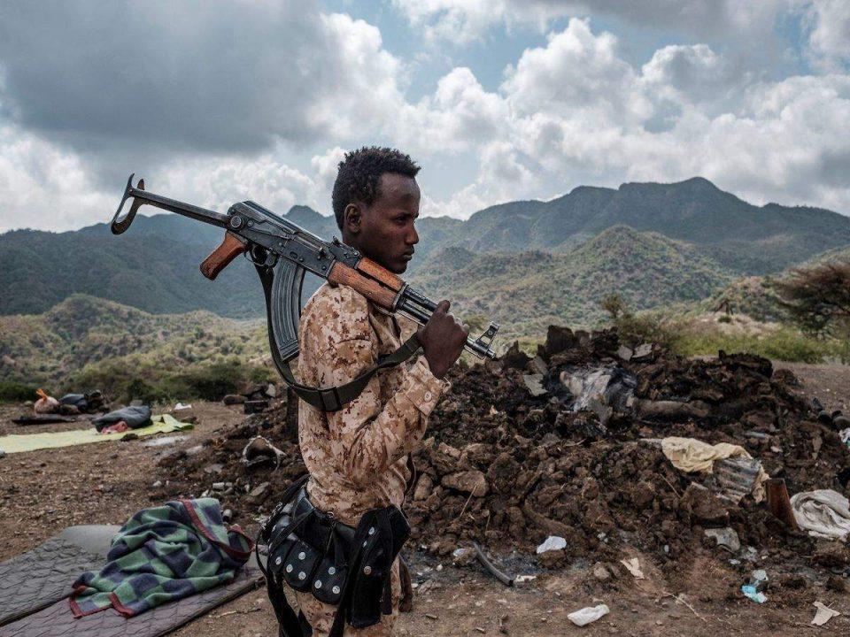 Владата на Етиопија прогласи прекин на огнот во областа Тиграј