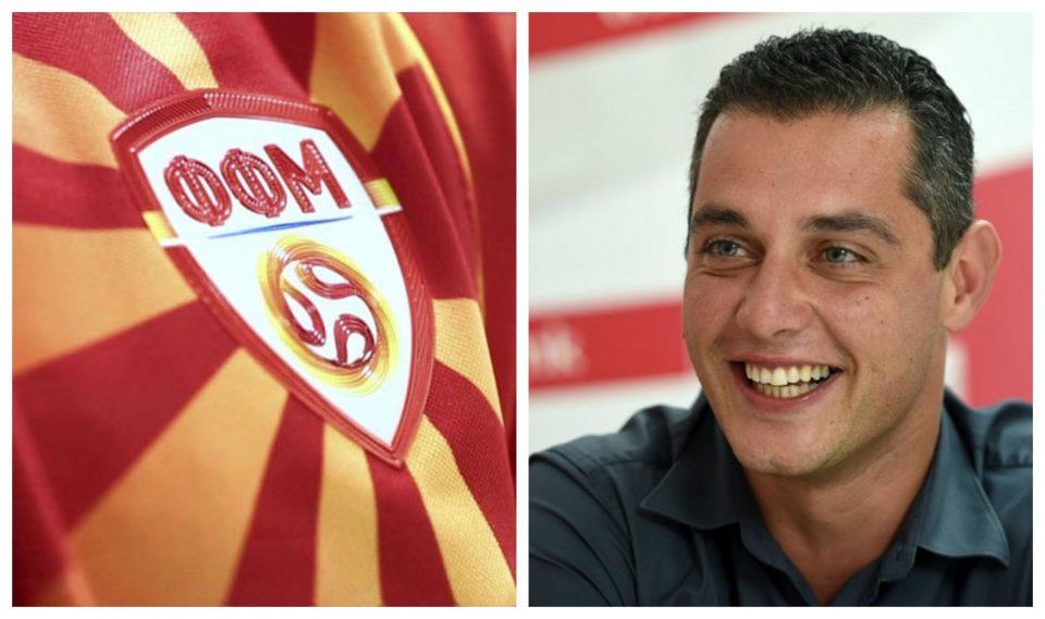ФФМ ја признава грешката за изборот со бојата на дресот, вели Андоновски