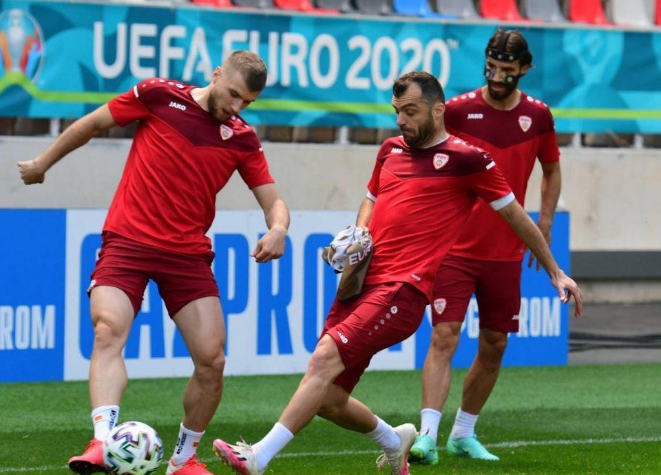 """Фудбалерите на """"Јохан Кројф"""" арената ќе се подготвуваат за Холандија"""