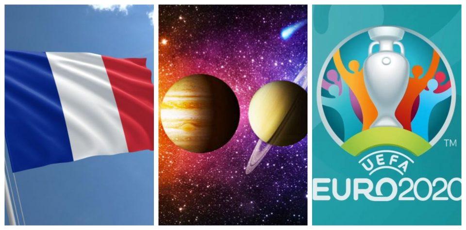 Франција има поддршка од вселената пред ЕУРО 2020
