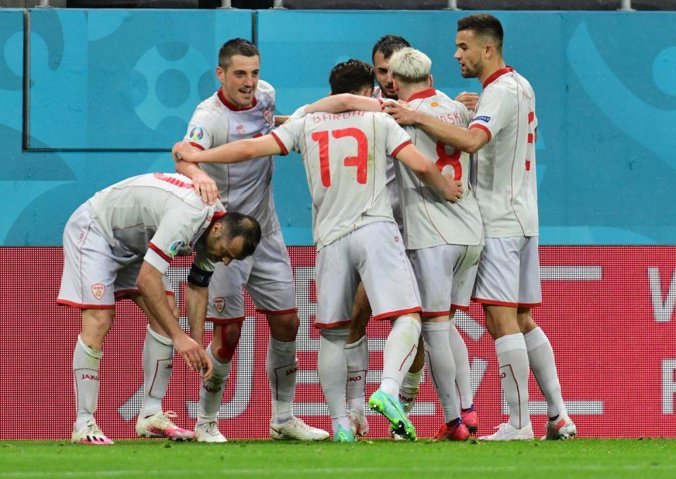 Македонија поразена на првиот натпревар на ЕП: Фудбалерите покажаа одлична игра