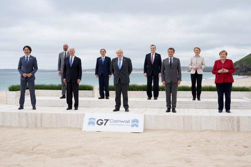 Г-7 идната година ќе донира една милијарда вакцини за програмата КОВАКС