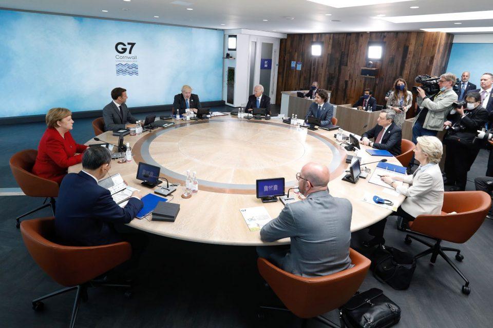 Борбата против климатските промени во фокусот на последниот ден од Г7 самитот