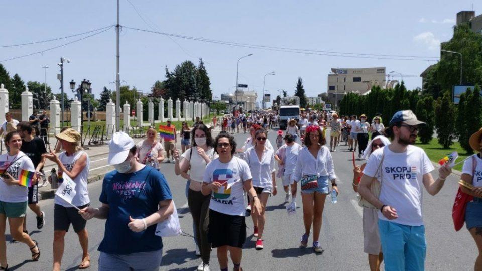 Втора Парада на гордоста во Скопје