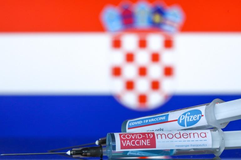 Со ковид-автобус дел од Хрватска ќе ги вакцинира граѓаните на прагот од нивните домови